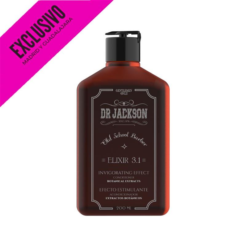 ACONDICIONADOR ESTIMULANTE DR JACKSON ELIXIR 3.1 200ML
