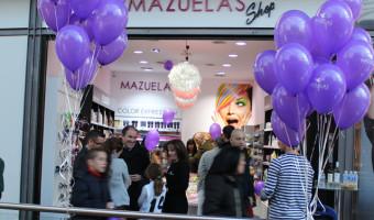 Mazuelas inaugura nueva tienda en Alcalá de Henares