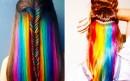 Arcoíris oculto: lo más trendy en coloración