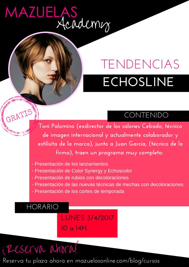 Tendencias Echosline - Tony Palomino