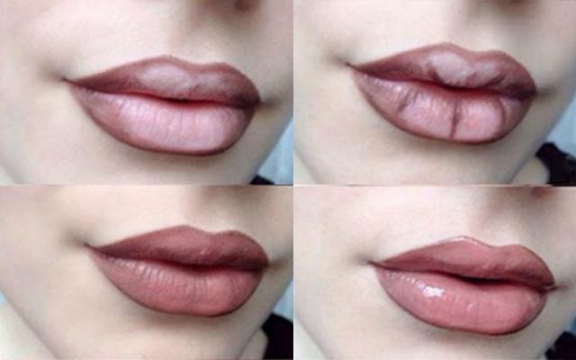 Cómo conseguir unos labios 3D