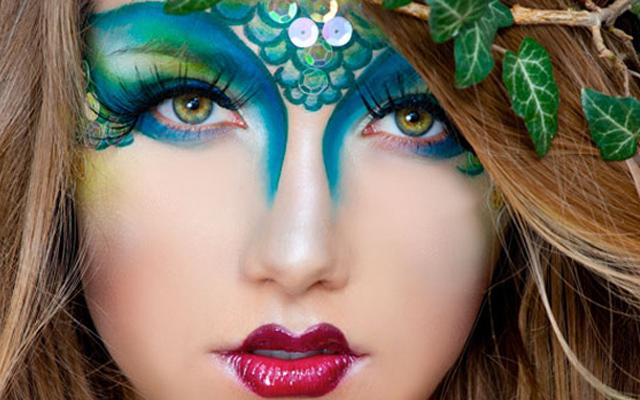 Maquillaje para Carnaval 2017