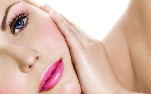 Consigue un Efecto Flash en tu piel