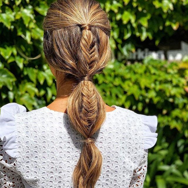 Videos de peinados de moda faciles