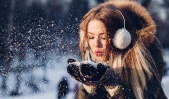 Cuidado facial para el frío
