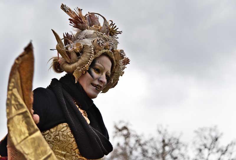 Maquillaje carnaval 2019