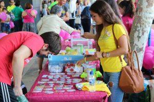Evento solidario Mazuelas contra el cáncer infantil