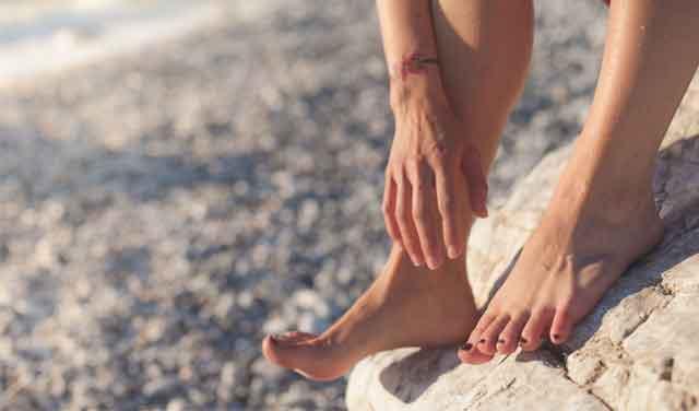 Consejos para el cuidado de tus pies