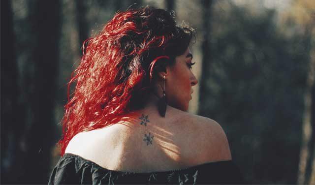 Champú cabello teñido