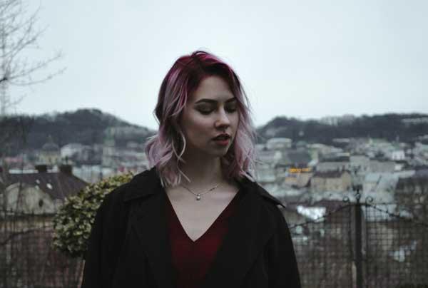 Mechas rosadas