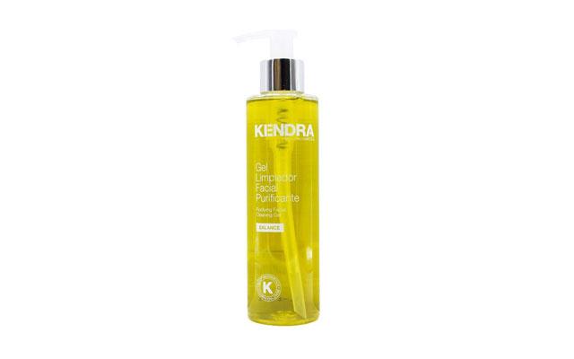 gel limpiador para piel grasa kendra
