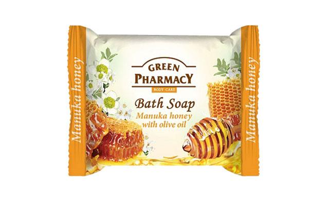 Jabón de manos miel y aceite de oliva