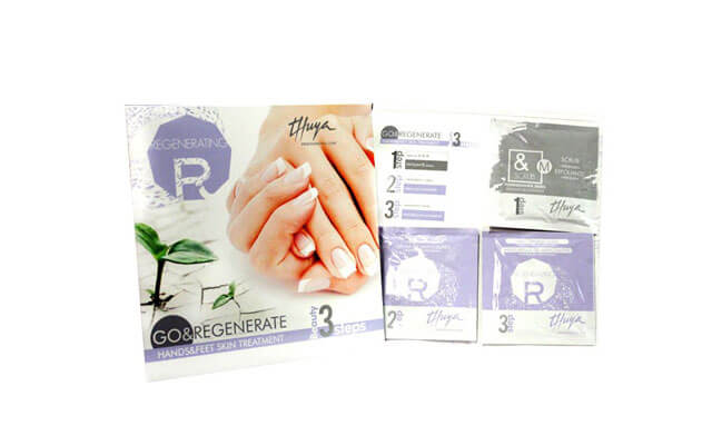 Tratamiento manos regenerador
