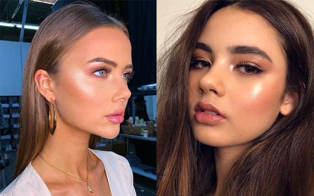 tendencias de belleza - iluminador