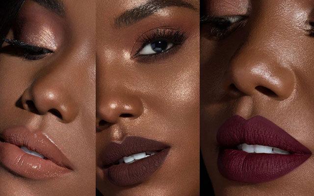 tendencias de belleza - piel glossy
