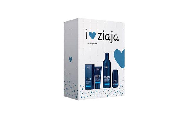Pack ziaja para hombres, el regalo perfecto para el cuidado del cuerpo y de la cara