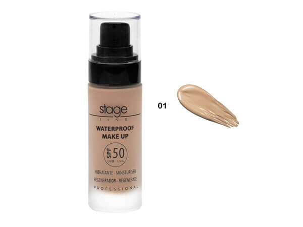 Maquillaje  SPF50 Nº 01 de Stage